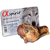 alpha spirit Schinkenknochen halb 36 x 1 Stück