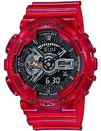 Casio G-Shock Analog-Digital Grey Dial Men's Watch - GA-110CR-4ADR (G819)
