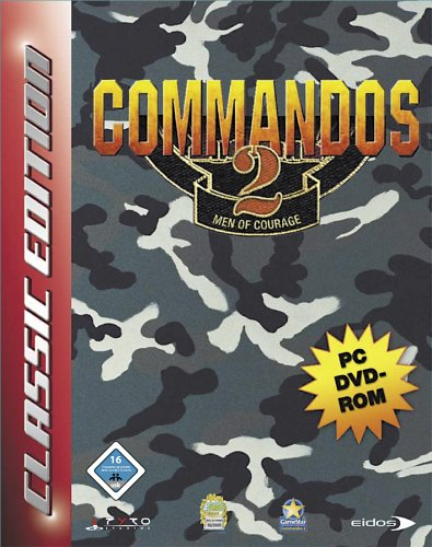 Commandos 2: Men of Courage [Software Pyramide]