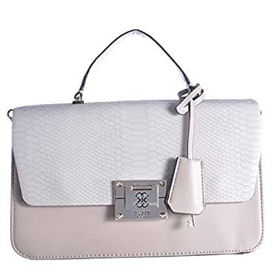 Guess sac à main angela top handle flap 149 hWVG5068190 almond aLM sac à main pour femme