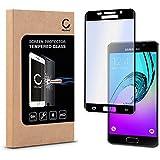 CELLONIC® Vetro protettivo di schermo per Samsung Galaxy A3 (2016 - SM-A310) (HD-Qualità / 0,33mm / 3D Full Cover / Trasparenza ad alta) Pellicola Protettiva Temperato Adesiva Tempered Glass
