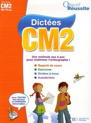 Dictées CM2 par Daniel Berlion, Jean Collet, Jean Verlucco