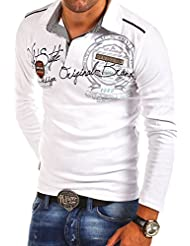 MT Styles - R-0682 Ambition - Polo de manga larga