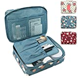 Inovera Cosmetic Makeup Organiser Travel Mesh Pouch, Assorted Colour