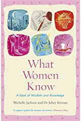 What Women Know Paperback