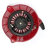 Avviatore avviamento a strappo per Honda GCV135 GCV160 EN2000 HRU19 tosaerba per motore tagliaerba