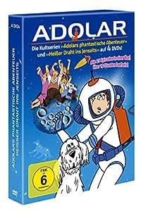 Adolar-Box (Heißer Draht ins Jenseits - Adolars phantastische Abenteuer) [4 DVDs]