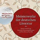 Meisterwerke der deutschen Literatur: Argons Sammlung deutschsprachiger Meistererzählungen auf 10 CDs - Marie von Ebner-Eschenbach