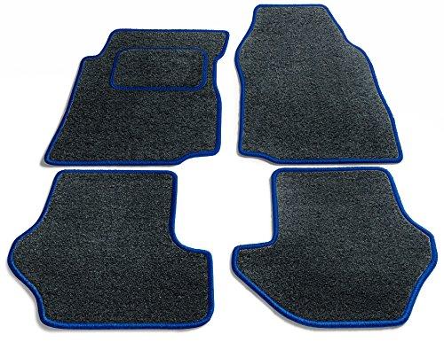 Preisvergleich Produktbild JediMats 42054L-Pre-Royal-Anth Prestige Maßgeschneiderte Fußmatte für Ihr Auto, Anthrazit