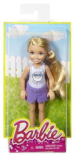 Barbie Doll 3, Multi Color