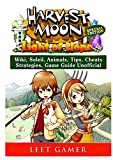Harvest Moon Light of Hope, Special Edition, Wiki, Soleil, Animals, Tips, Cheats, Strategies, Game Guide Unofficial