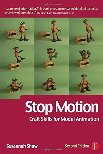 Stop Motion: Craft Skills for Model Animation por Susannah Shaw