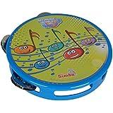 Simba My Music World Tambourine, Multi Color