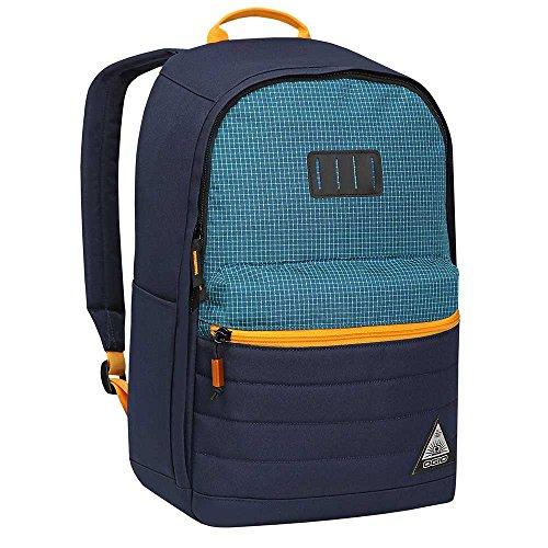 Ogio Laptop-rucksäcke (OGIO Lewis Pack, Multifunktions Rucksack mit Laptop-Fach, Yellowtail)