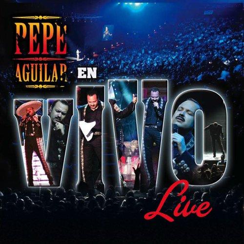 Pepe Aguilar Live en Vivo (Pepe Aguilar-cds)