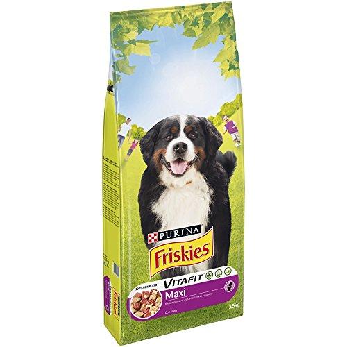 Purina - Friskies Vitafit Active Perro Maxi Buey 15 Kg