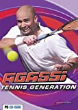Agassi tennis generation 2002 - PC - UK