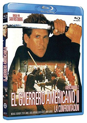 El Guerrero Americano 2: La Confrontación BD 1987 American Ninja 2: The Confrontation [Blu-ray] 51YFM3ne4lL