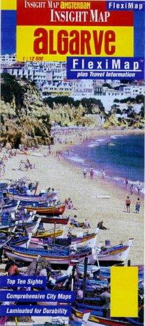 Algarve Insight Fleximap (Insight Flexi Maps)