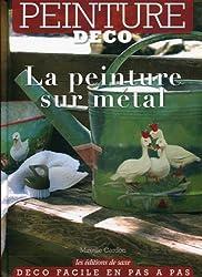 La peinture sur métal