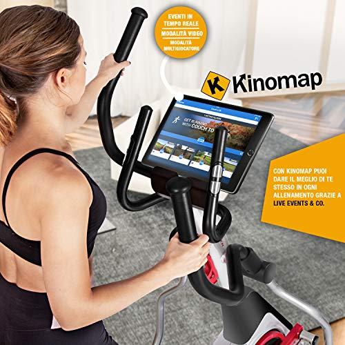 Zoom IMG-3 sportstech cyclette ellittica cx670 quick