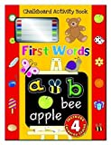 First Words Chalkboard Activity Book