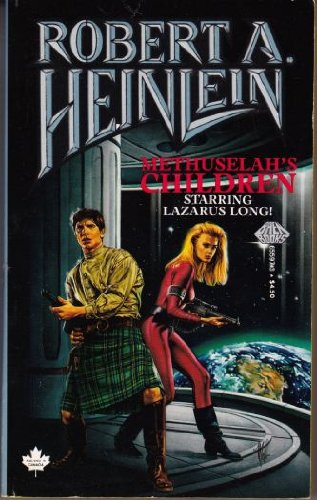 Methuselah's Children por Robert A. Heinlein