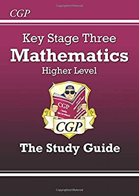 KS3 Maths Study Guide - Higher (CGP KS3 Maths) from Coordination Group Publications Ltd (CGP)