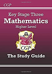 KS3 Maths Study Guide - Higher (CGP KS3 Maths)
