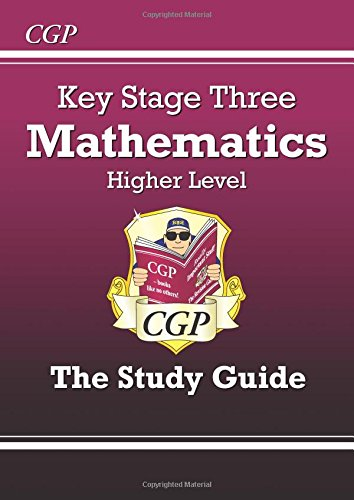 KS3 Maths Study Guide - Higher: Levels 5-8 (Revision Guides) por Richard Parsons