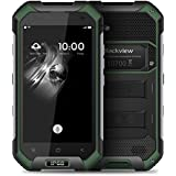 'Blackview Bv6000 IP68 resistente al agua/Shockproof/polvo 4 G LTE Android 6.0 Smartphone 4.7 HD mtk6755 Octa Core 3 G RAM 32 G ROM Dual SIM 13 MP Teléfono Móvil (Army Green)