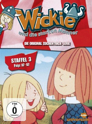 Staffel 3, Folge 37-57 (3 DVDs)