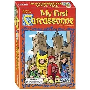 Z-Man Games My First Carcassonne