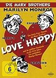 Die Marx Brothers - Love Happy (OmU)