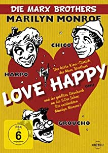 Marx Brothers - Love Happy  (OmU) [Edizione: Germania]