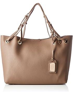 Buffalo Damen Bag 601918 Leather Pu Umhängetasche, 19 x 31 x 38 cm