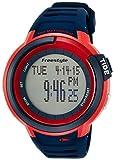 Freestyle Unisex 103182 Mariner Round Blue Yacht Timer LCD Watch