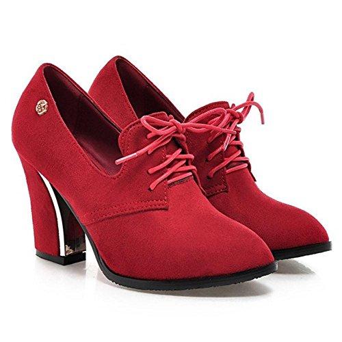 Zanpa Scarpe Donna Moda 1#Red