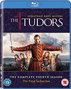 The Tudors - Season 4 [Blu-ray] [2011] [Region Free]