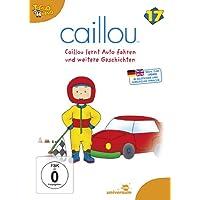Caillou 17 - Caillou lernt Auto fahren und weitere Geschichten
