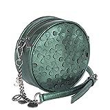Fritzi aus Preußen Moon Bag Zodiac Damen Umhängetasche 18 x 18 x 7 cm Farbe: Petrol