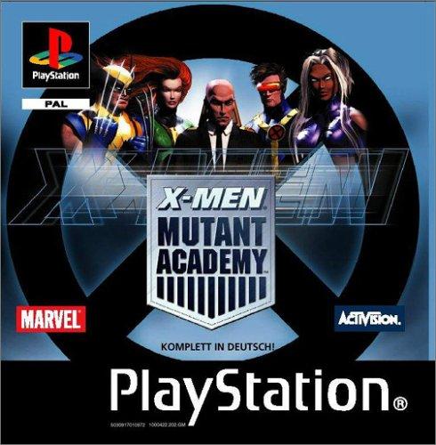 X-Men - Mutant Academy (Gambit Kostüme)