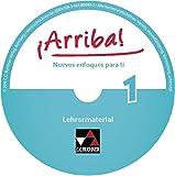 ¡Arriba! 1 Lehrermaterial: mit Lernstandsmessungen. CD-ROM