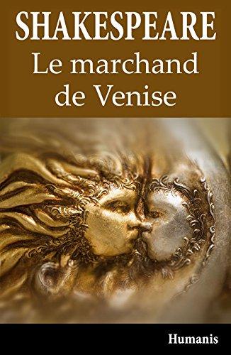 Le marchand de Venise par William Shakespeare