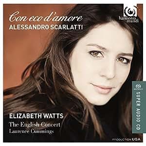 Scarlatti / Con Éco d'Amore