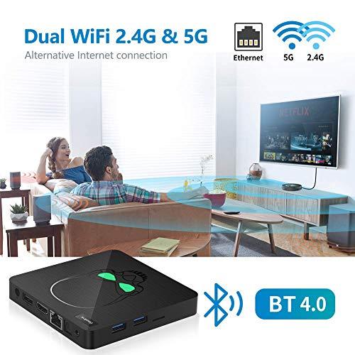 S922X TV Box, Android 9 0 TV Box, Beelink GT King TV Box