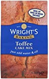Wright's Baking Toffee Cake Mix 500 g (Pack of 5)