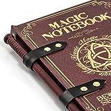Zauberstab A5 Notepad Notebook mit Zauberstab Bleistift-Neuheit-Geschenk