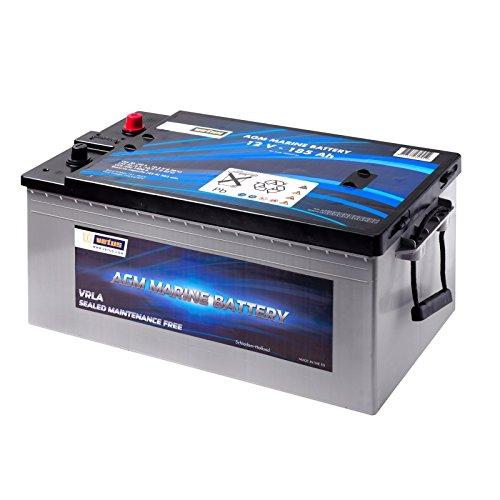 Vetus AGM-Batterie 12V/185Ah