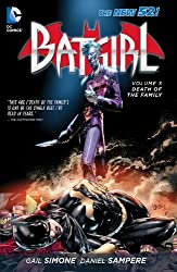 Batgirl Vol. 3: Death of the Family (Batgirl(DC Comics-The New 52))
